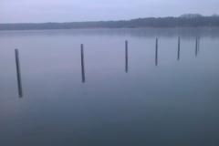 Schlittschuhe an, ist Eis auf dem See :-)